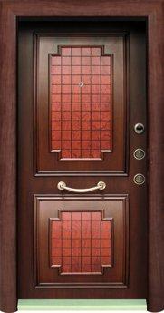 عکس درب ضدسرقت فارس در